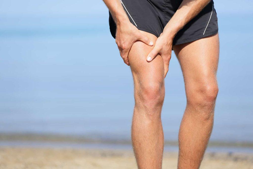 Muskelkater durch Übersäuerung